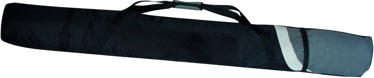 Staz Skihoes - Poly I Design - 205cm - Zwart/ Zilvergrijs/ Antraciet kopen