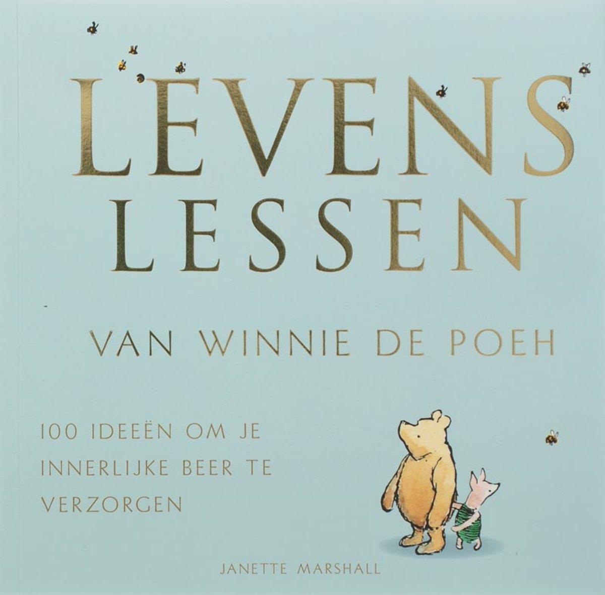 spreuken winnie the pooh bol.| Levenslessen Van Winnie De Poeh, Janette Marshall  spreuken winnie the pooh