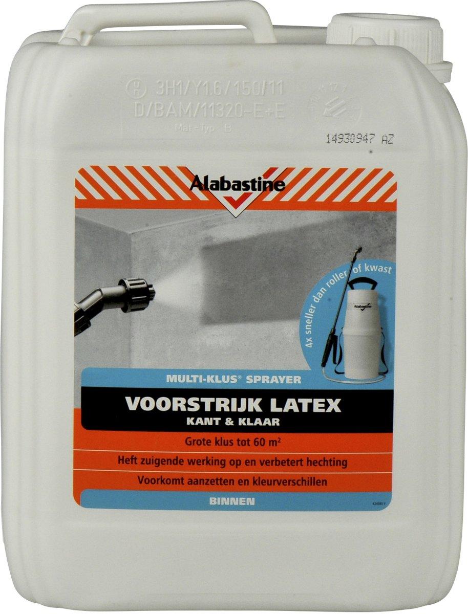 Alabastine Voorstrijk Zuiging & Hechting Concentraat 5L kopen