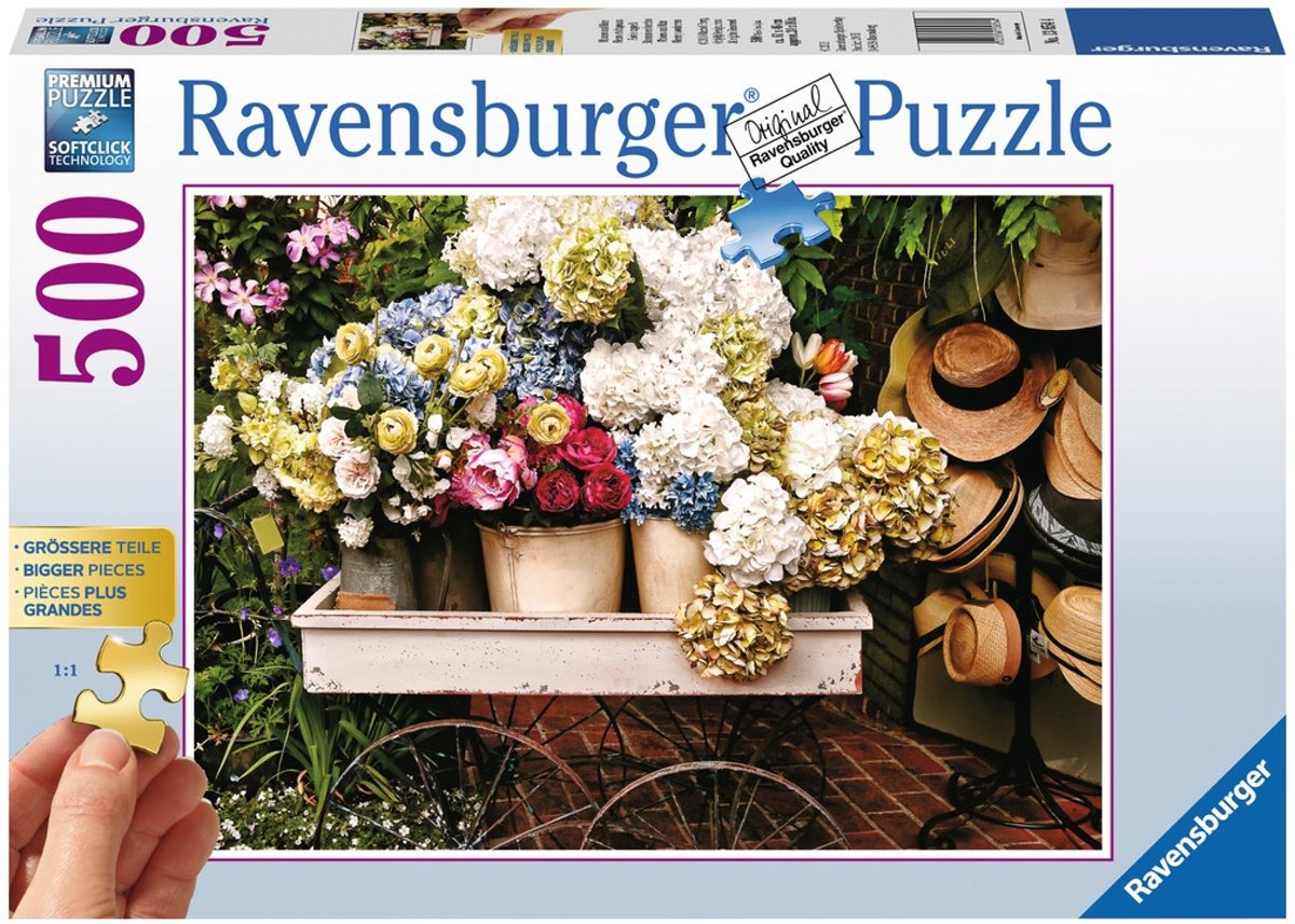 Ravensburger 13654 500stuk(s) puzzel kopen