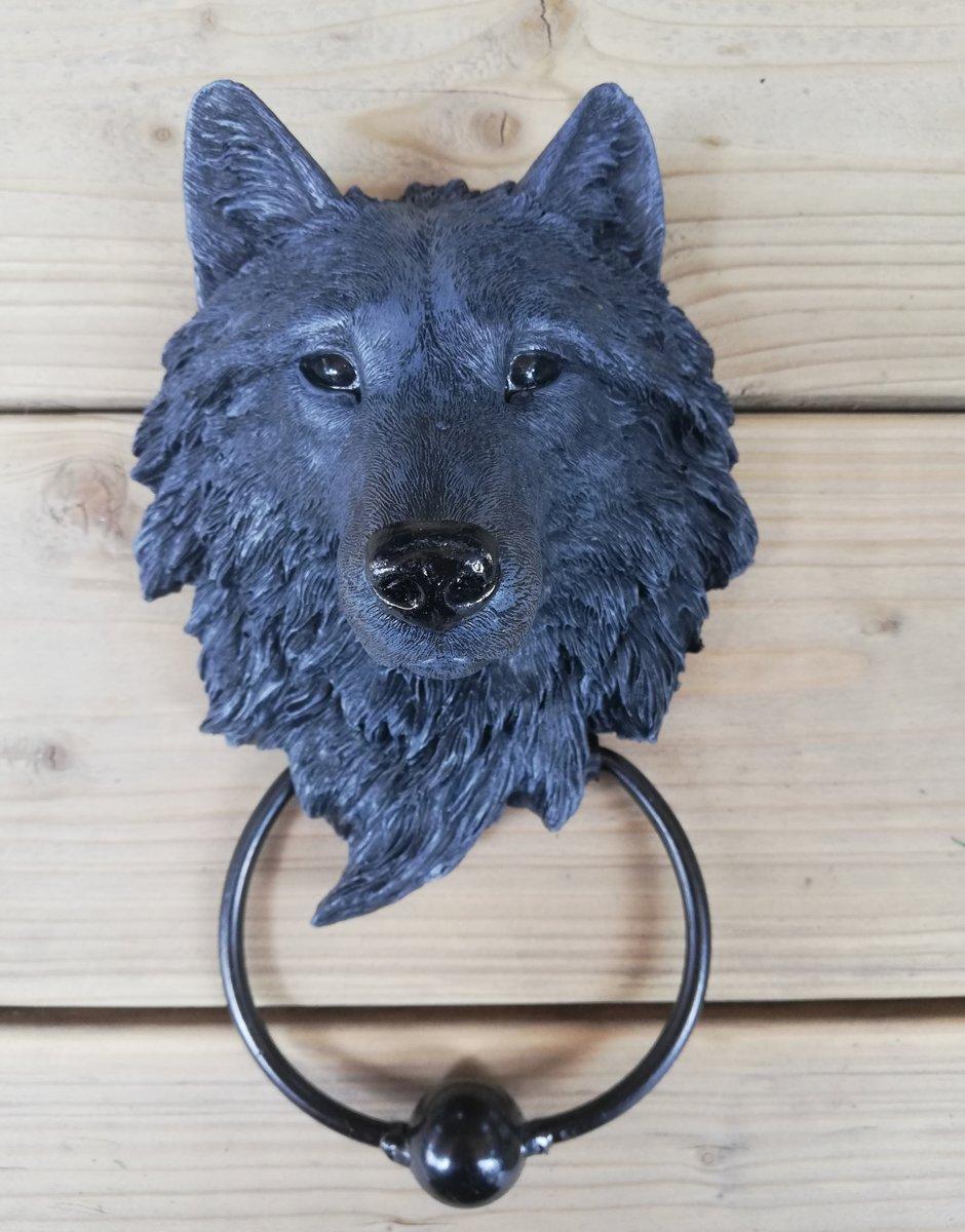 Dark Guardian Wolf deurklopper kopen