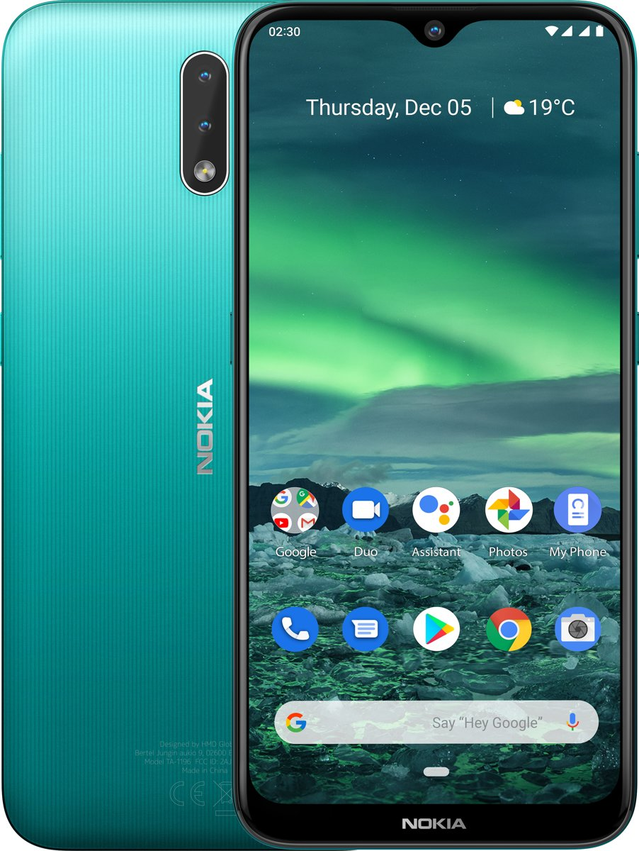 Nokia 2.3 - 32GB - Groen kopen