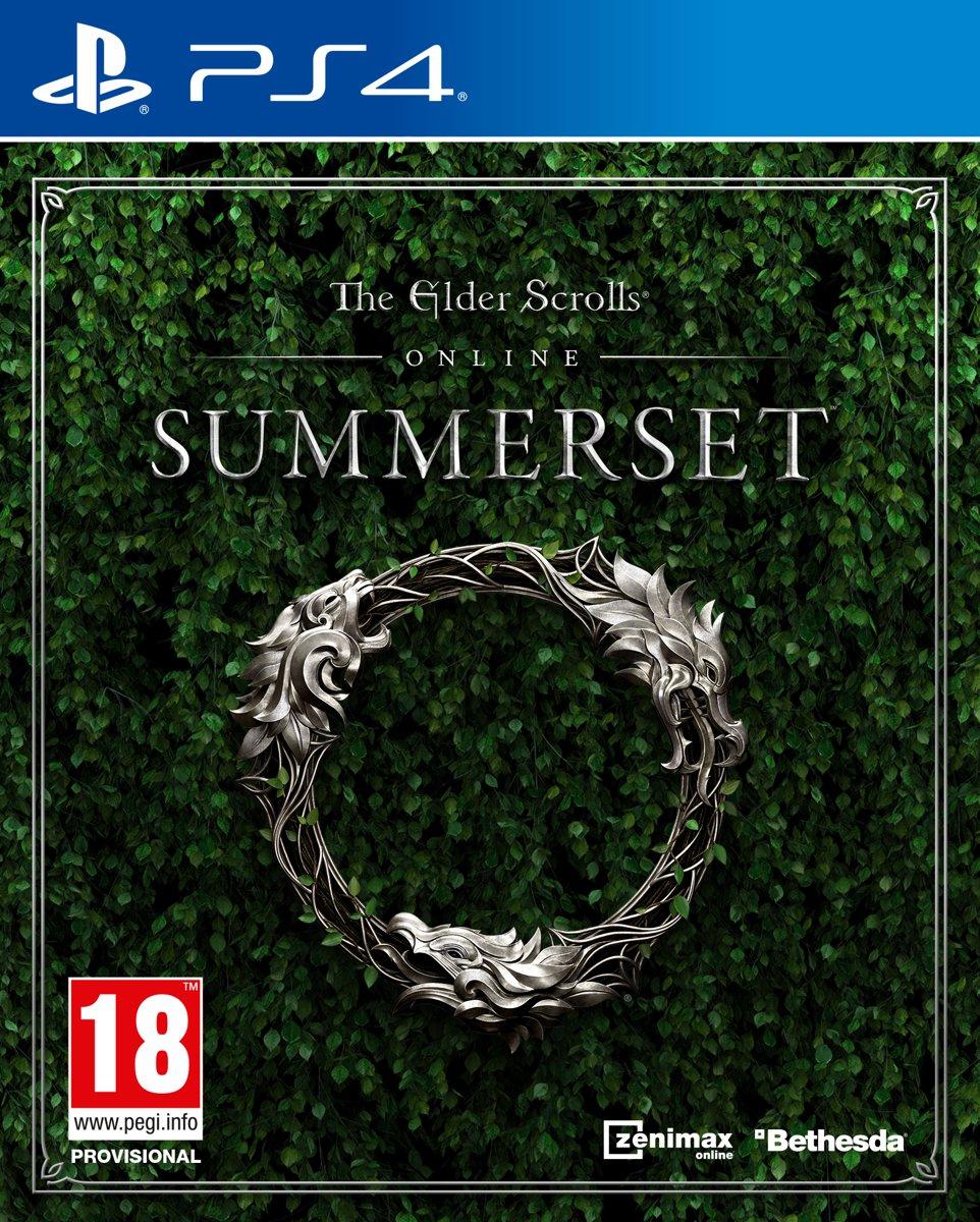 The Elder Scrolls Online: Summerset PlayStation 4