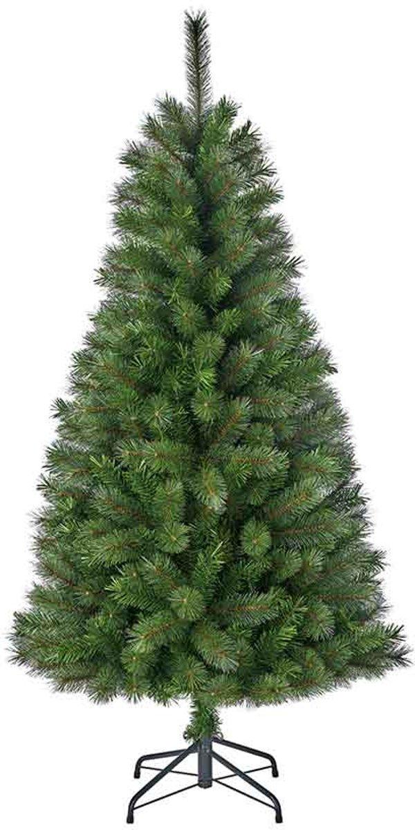 Black Box Trees kunstkerstboom medford maat in cm: 120 x 74 groen kopen