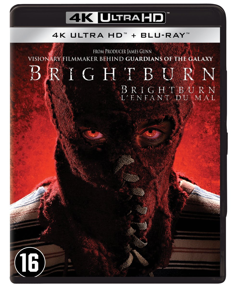 Brightburn (4K Ultra HD Blu-ray)-