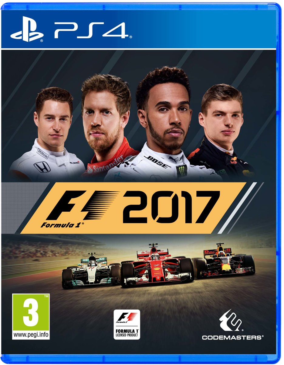 F1 2017 PlayStation 4