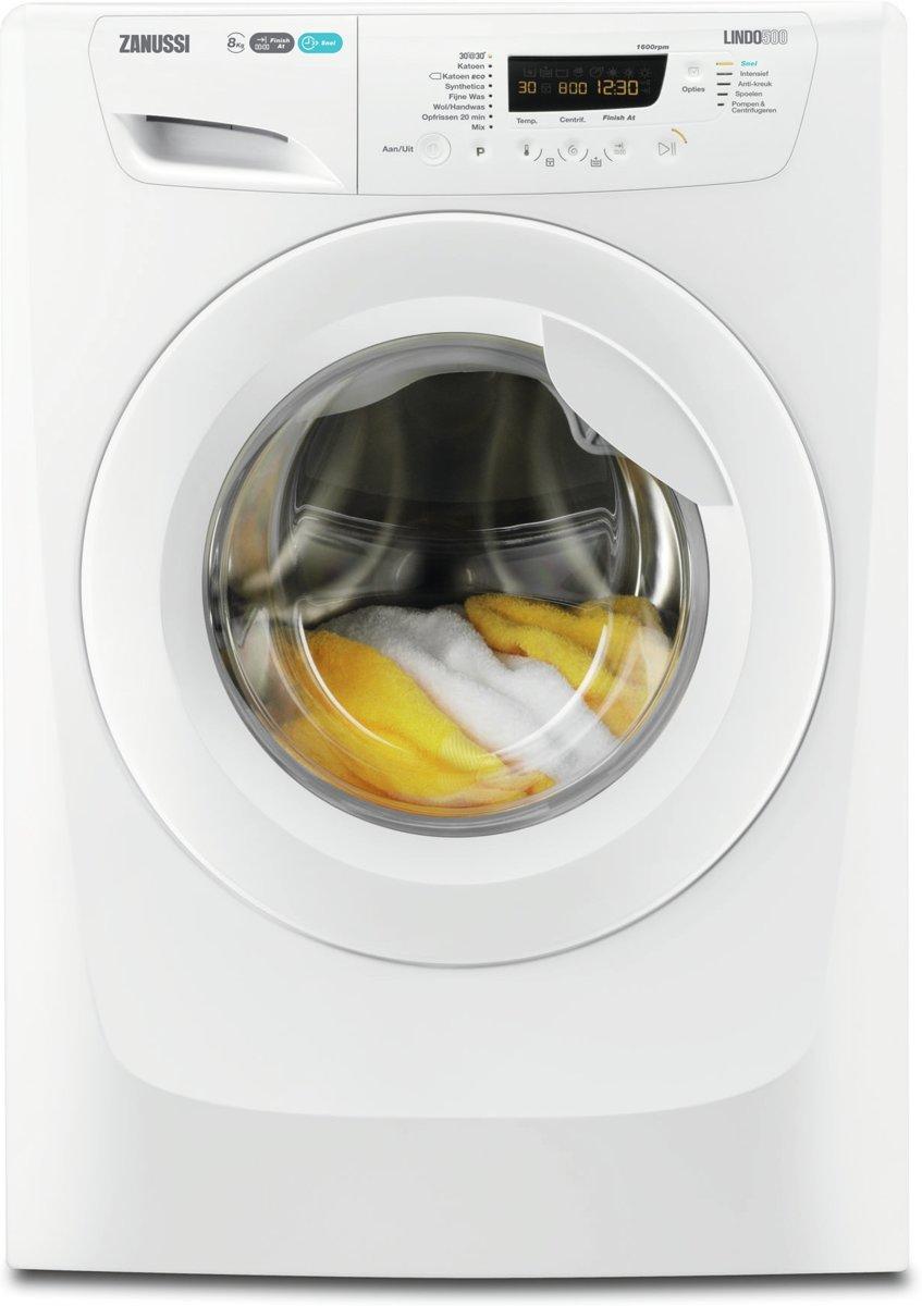 Zanussi ZWF8167NW - Wasmachine