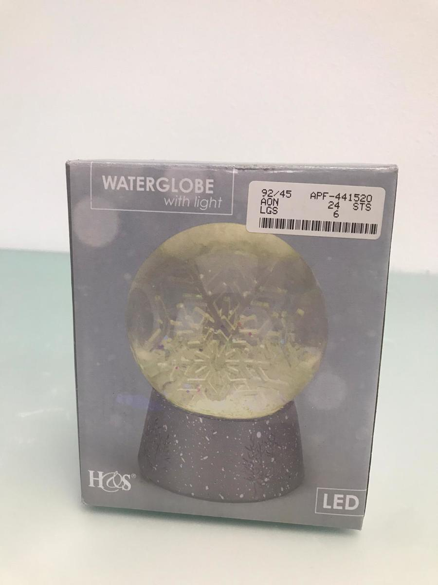 Waterbal 80mm LED Kerstartikelen kopen