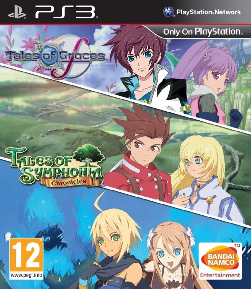 Tales of Graces F/Tales of Symphonia /PS3 kopen
