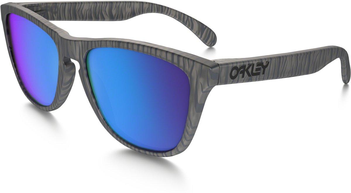 Oakley Frogskins - Zonnebril - Matte Grey Ink / Sapphire Iridium kopen