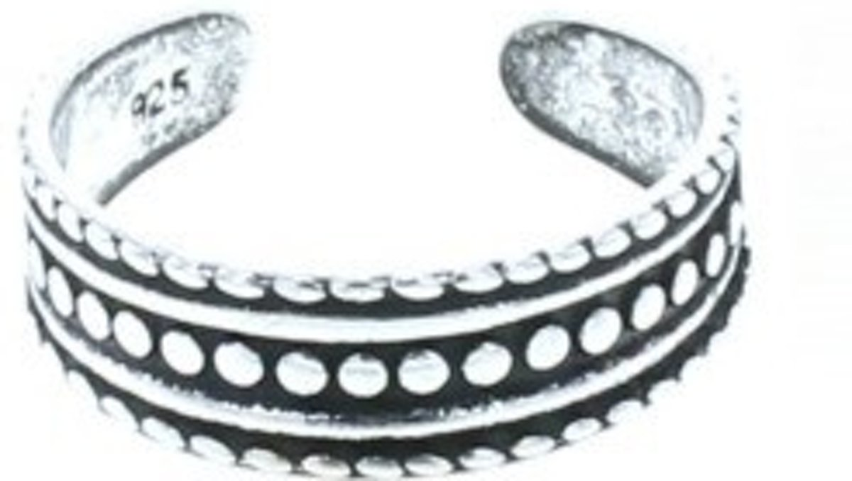 Teenring Bali Love - 925 zilver kopen
