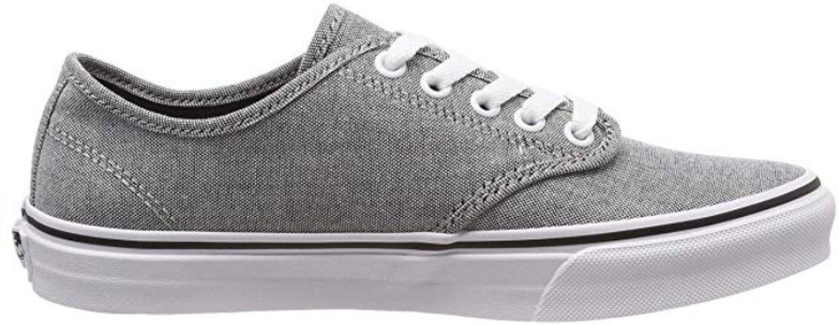 a6ea3d32b43 bol.com | Vans WM Camden Stripe grijs sneakers dames
