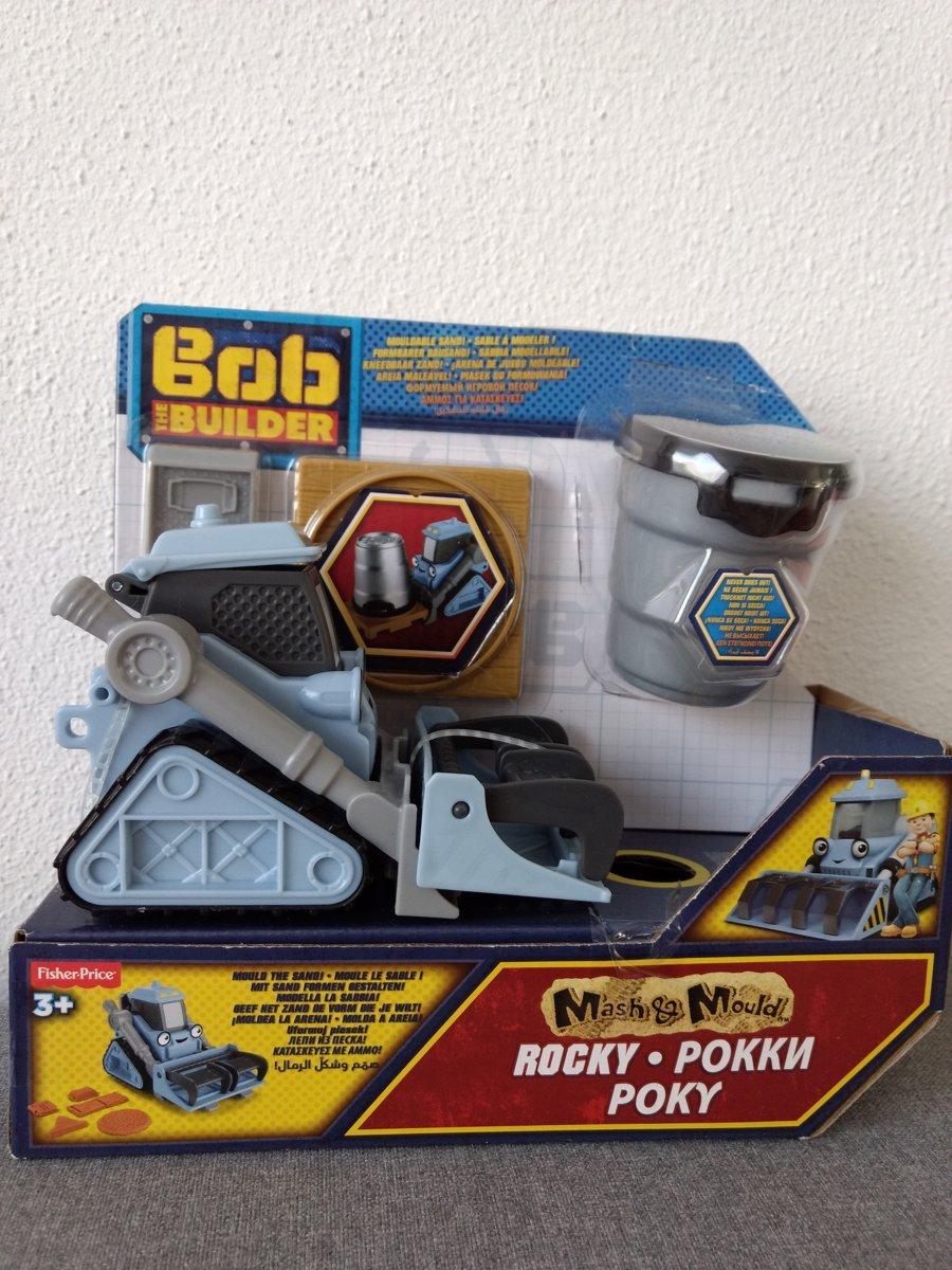 Bob de Bouwer Mash & Mold Speelzand Rocky