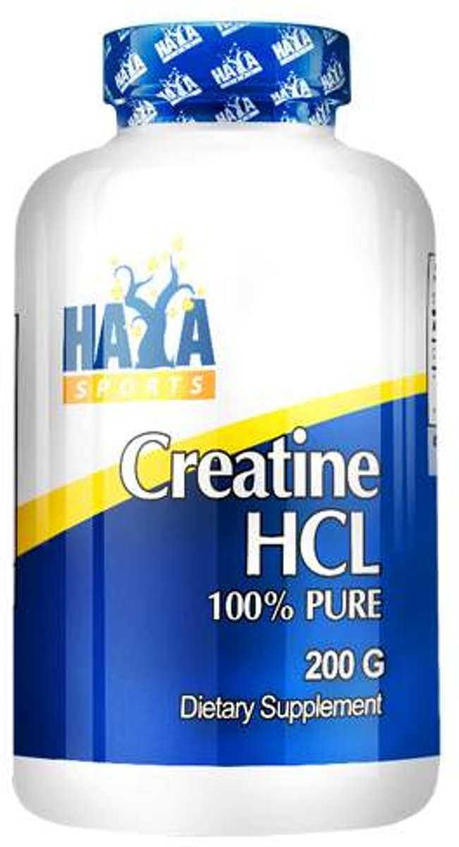 Sports Creatine HCL 200gr kopen