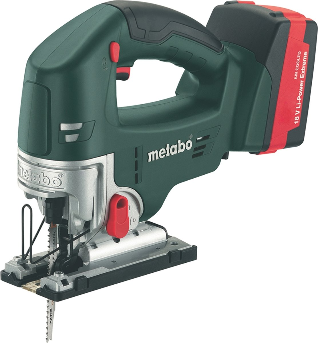Metabo STA18LTX Decoupeerzaagmachine