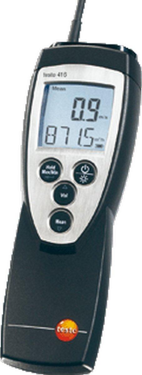 TES luchtsnelheidsmeter 400, ind/aanduiding dig, display verlicht kopen