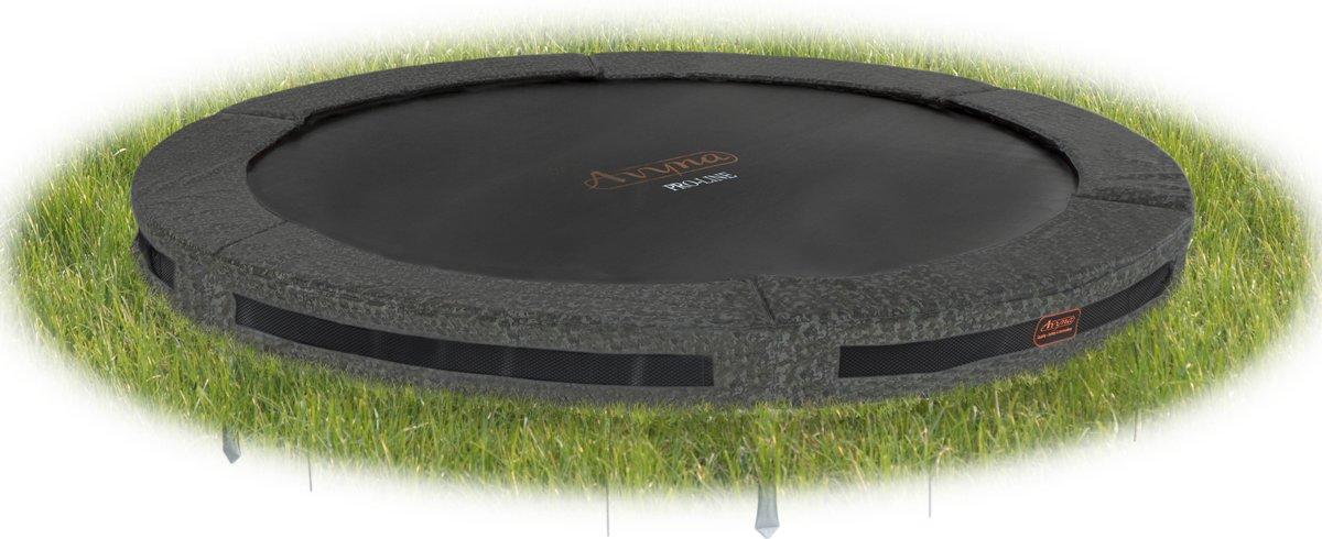 Avyna InGround trampoline PRO-LINE 4,30 (14 ft) Camouflage