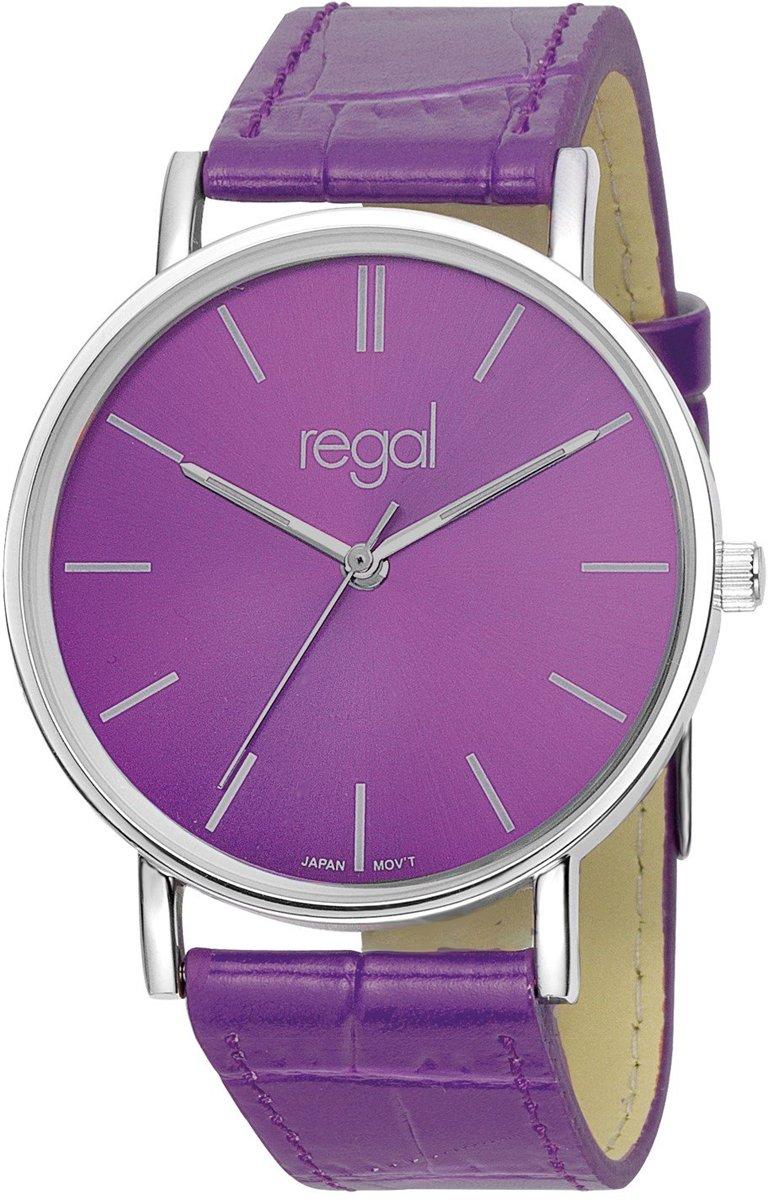 Regal Slimline R16280-10 - Horloge - Paars kopen