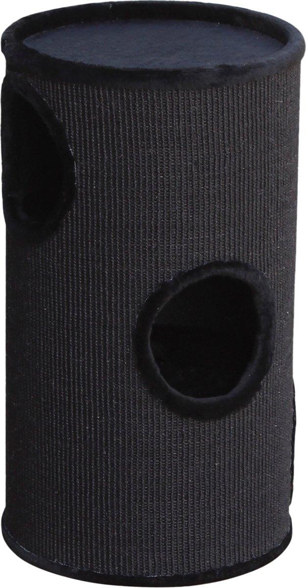 Nobby krabton Dasha II - Zwart - Ø 38 cm x 70 cm