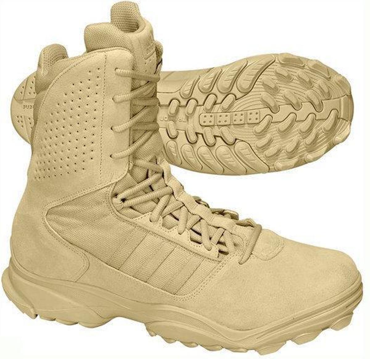 quality design 26372 54f9d bol.com  adidas GSG 9.3 Desert Hi - Wandelschoenen - Mannen - Maat 42.5 -  Bruin