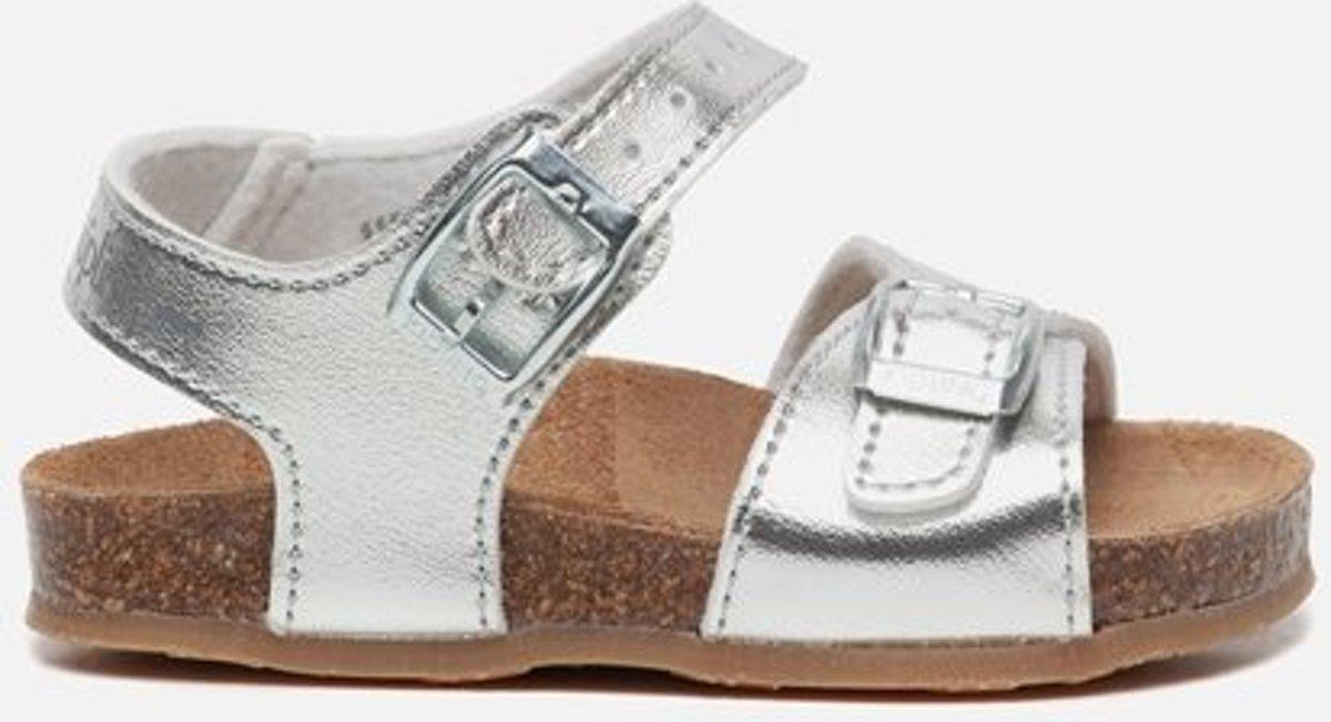 Kipling Easy 50 Kipling sandalen zilver Maat 26