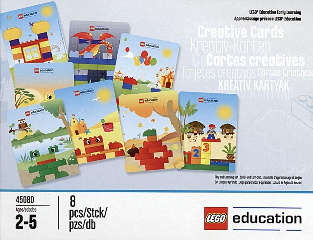 LEGO Duplo Creatieve Kaarten - 45080