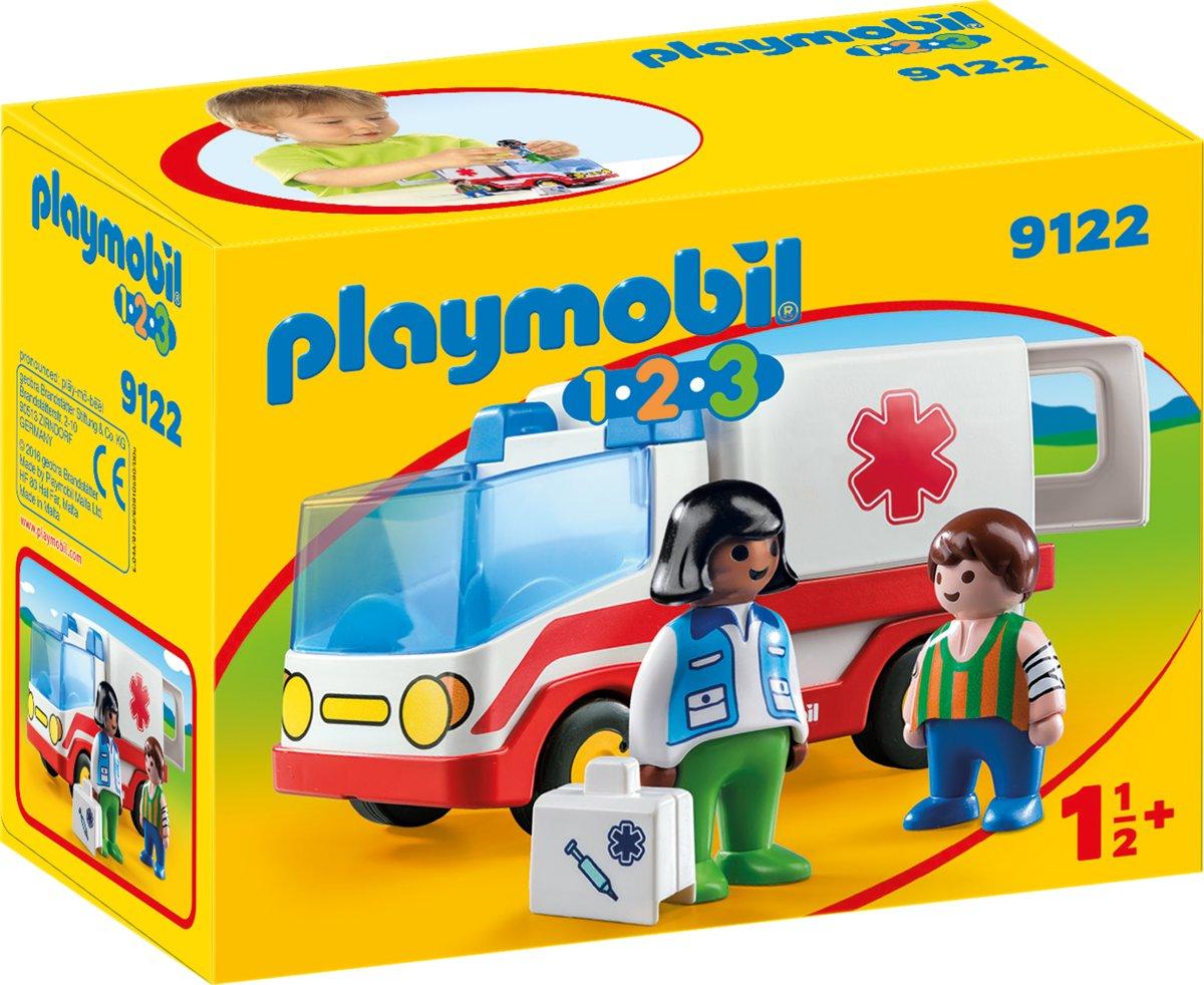 1.2.3 - Ziekenwagen