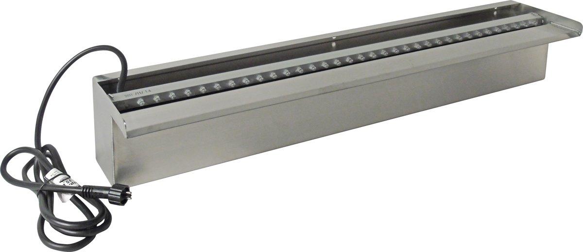 Ubbink - Niagara RVS - Waterval - 60 cm - Met LED - INOX 304 kopen
