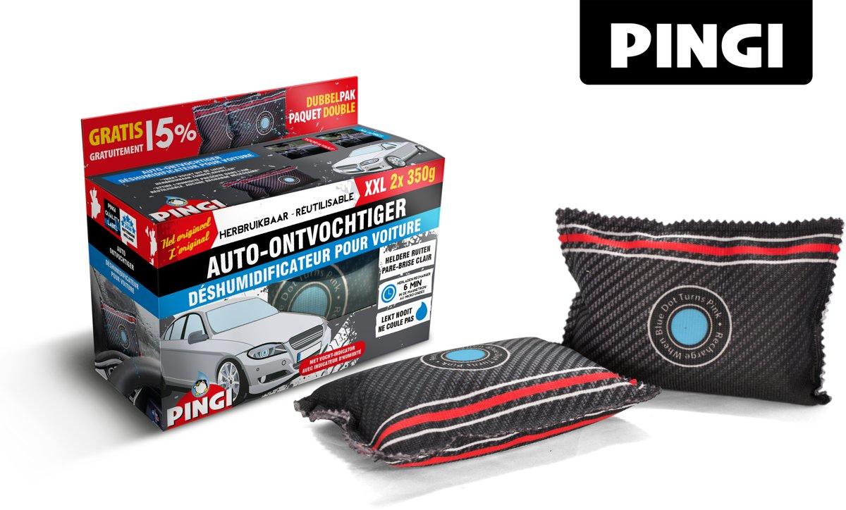 PINGI Auto-Ontvochtiger 2x 350gr! kopen