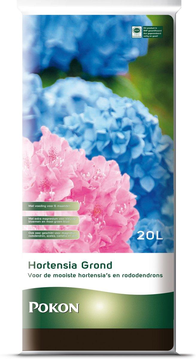 Pokon RHP Hortensia Grond - 20L kopen