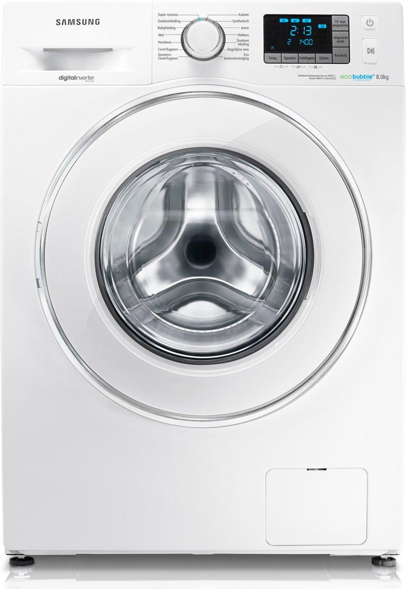 Samsung WF80F5E5P4W - Eco Bubble