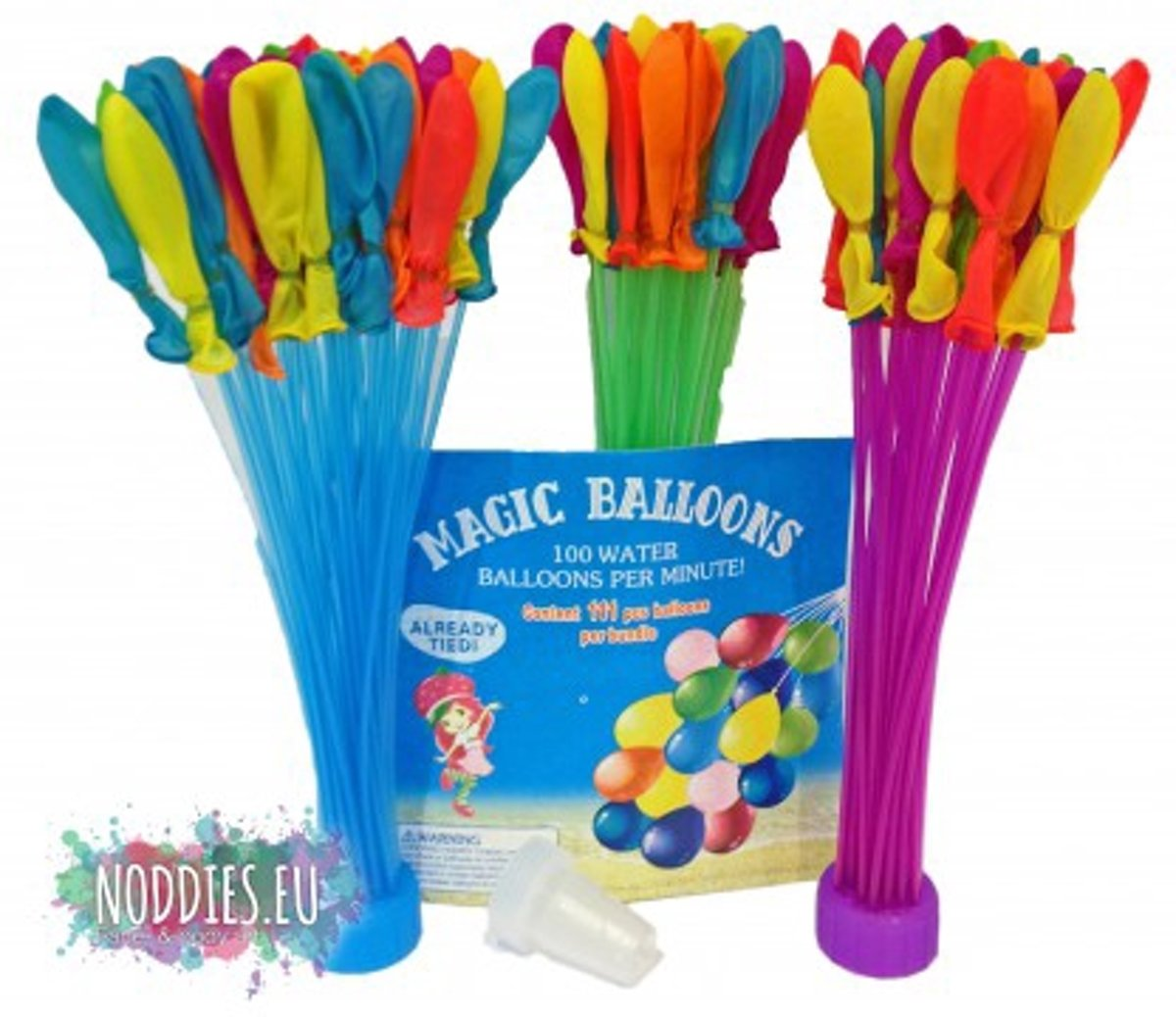 Magic Balloons - Waterballonnen