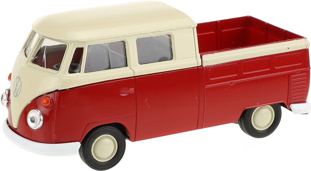 Welly Volkswagen Pick-up Rood 11 Cm