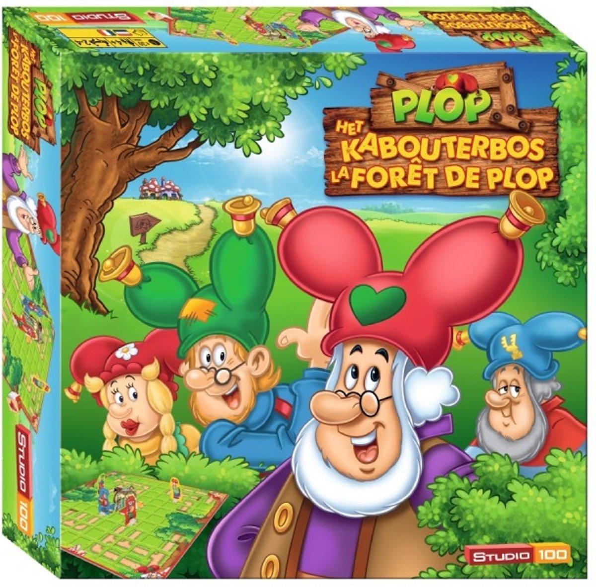Plop het Kabouterbos - Kinderspel