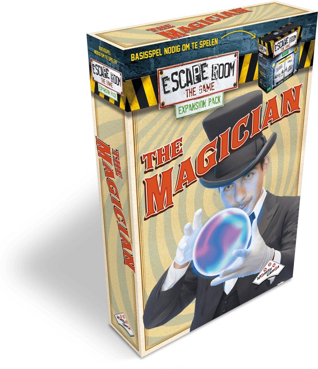 Uitbreidingsset Escape Room The Game: The Magician