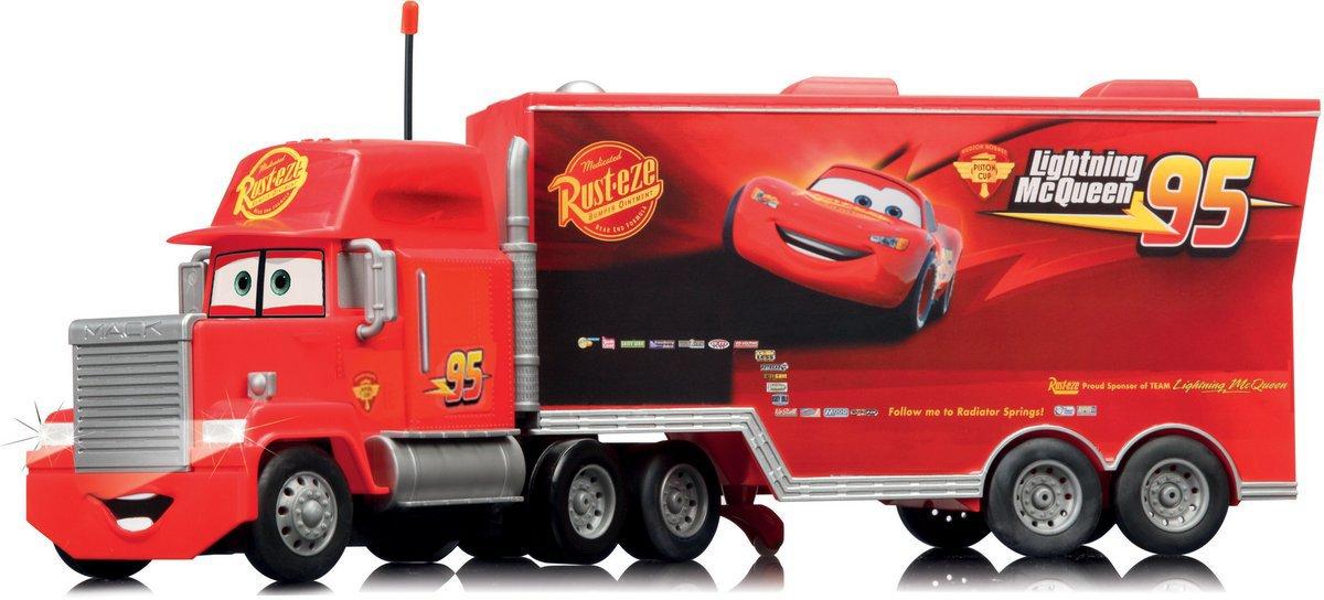 Cars Mack Truck RC Vrachtwagen