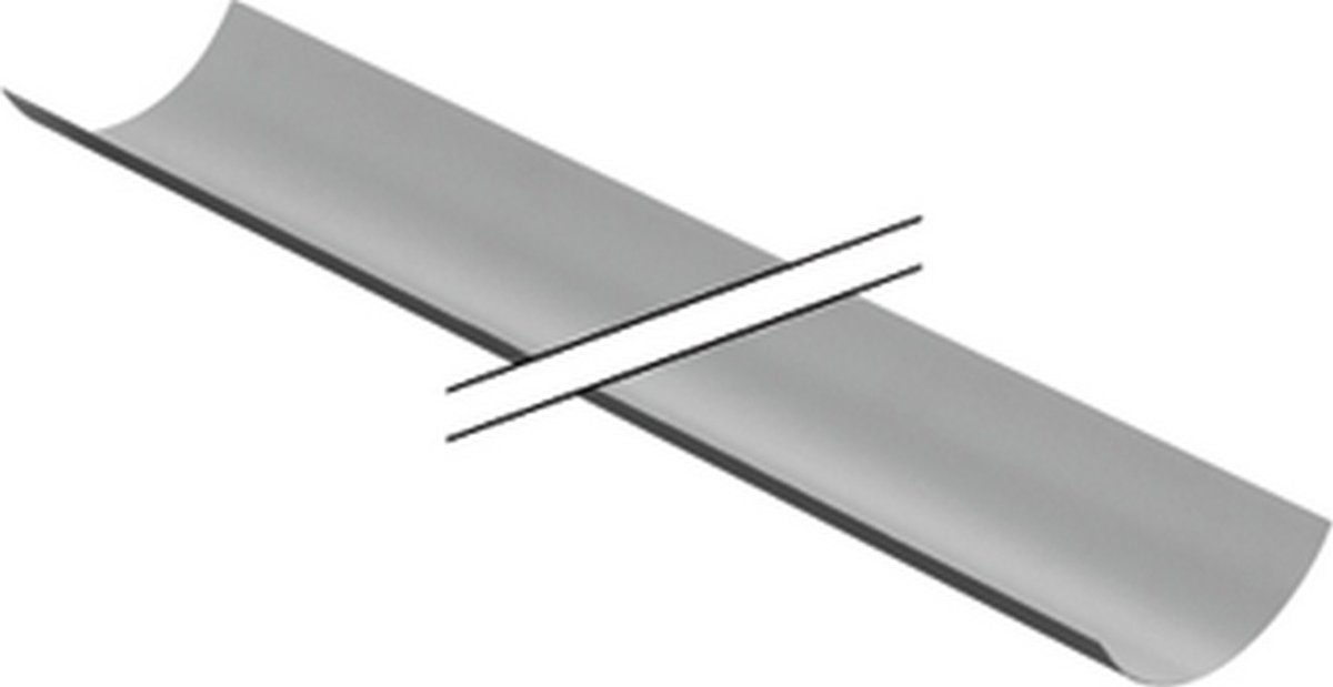 GEB draagschaal PE, staal, zw, dikte 3mm, gelakt, v/diam 63mm kopen