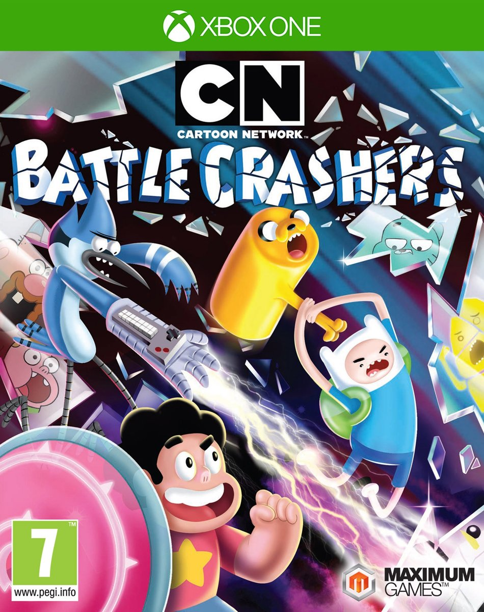Cartoon Network Battle Crashers Xbox One