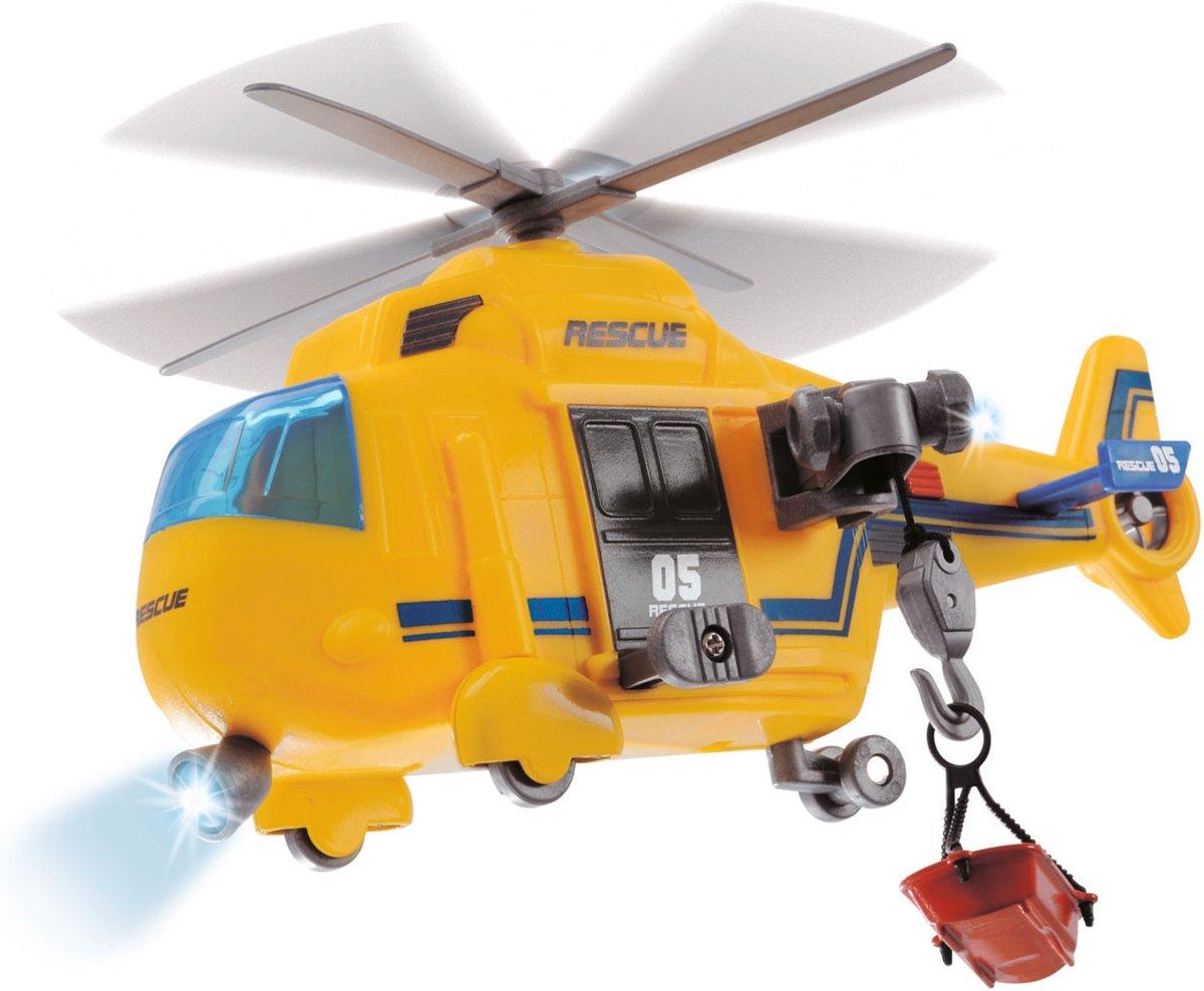 Dickie Action Series - Reddingshelikopter (15cm)