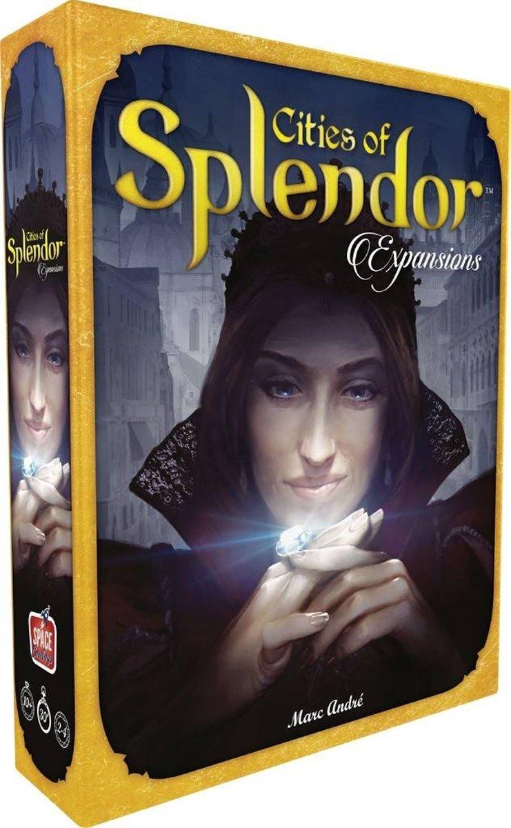 Cities of Splendor - Uitbreiding