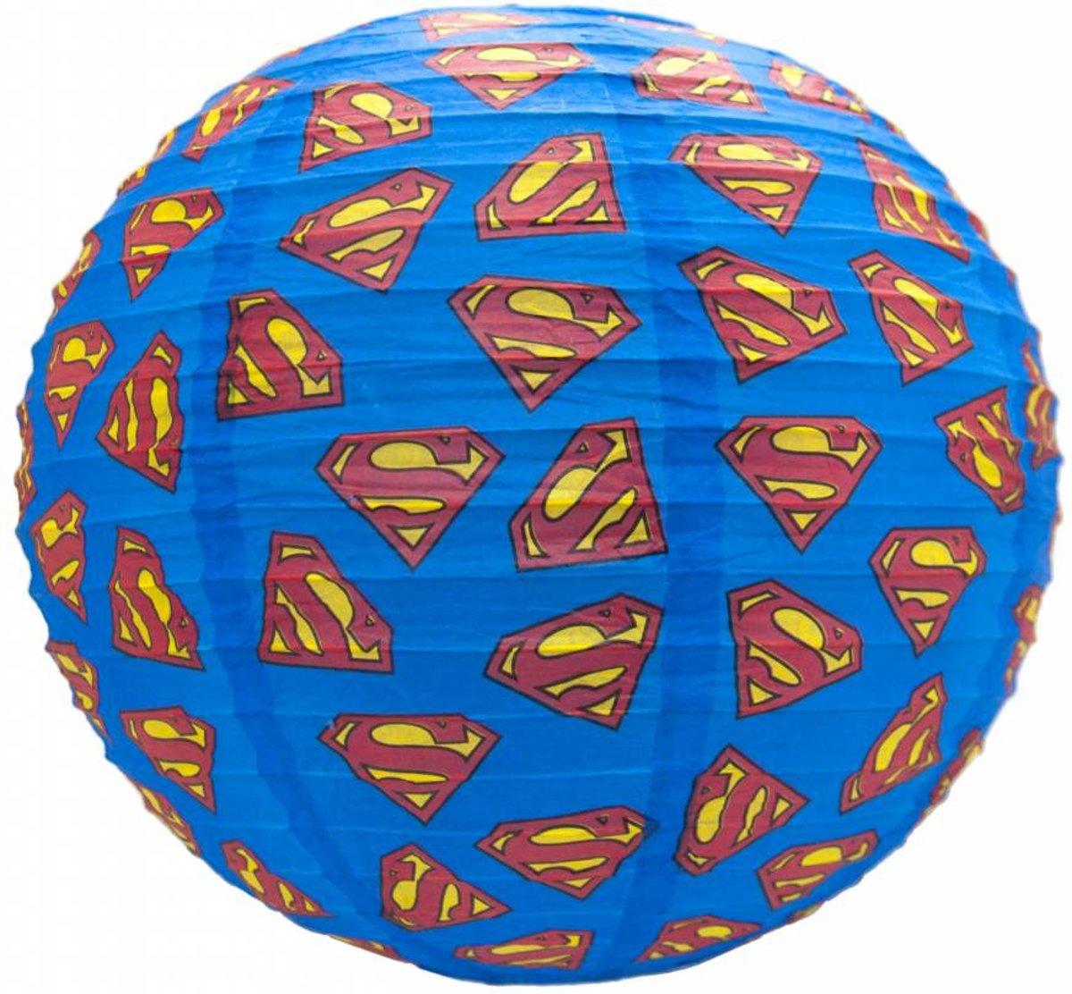 DC Comics Superman Papieren lampenkap kopen