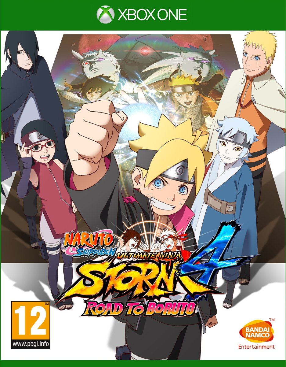 Naruto Shippuden: Ultimate Ninja Storm 4: Road to Boruto Xbox One