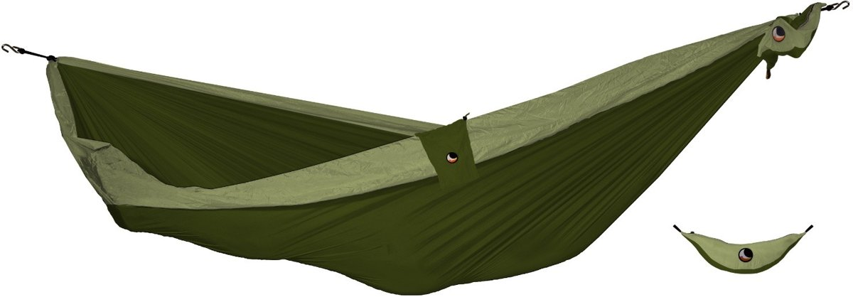 Ticket to the Moon 2 persoons hangmat Army Green / Khaki