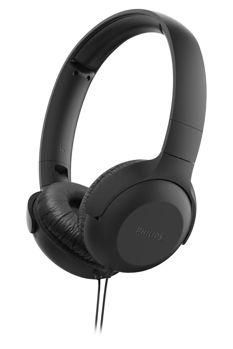 Philips TAUH201BK - On-ear hoofdtelefoon - Zwart kopen