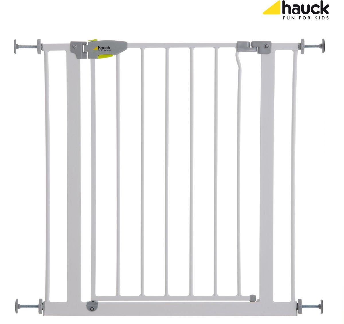 Hauck Squeeze Handle - Traphekje (75 cm - 81 cm) - White