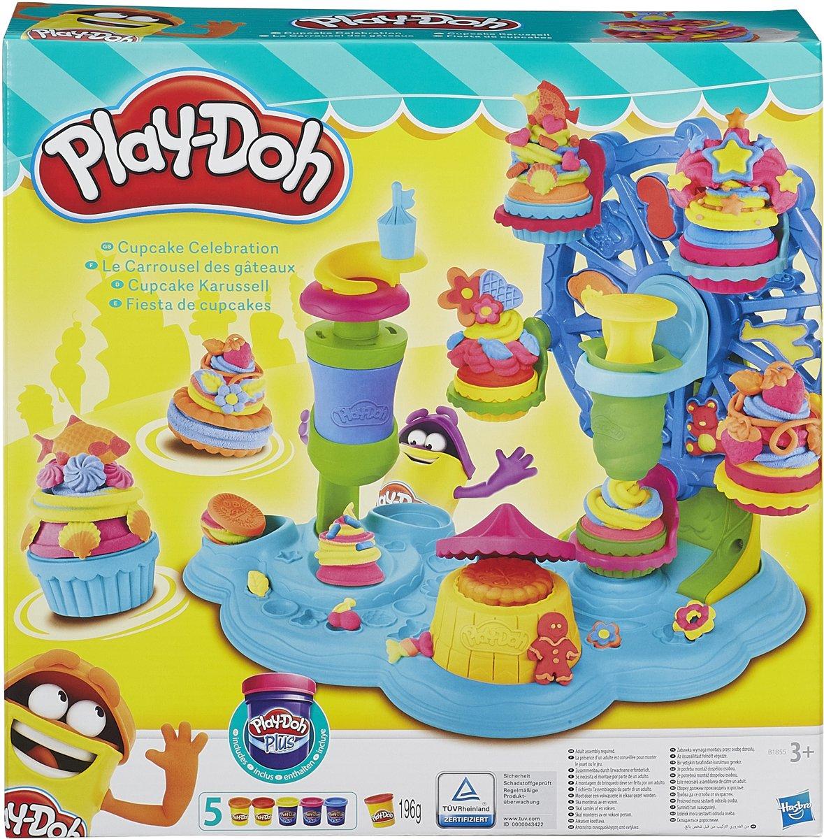 Play-Doh Cupcake Celebration - Klei