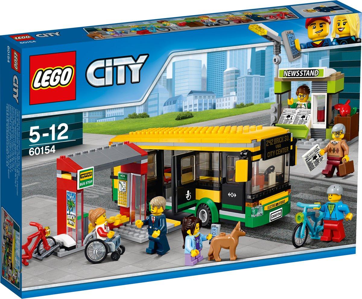 LEGO City Busstation - 60154
