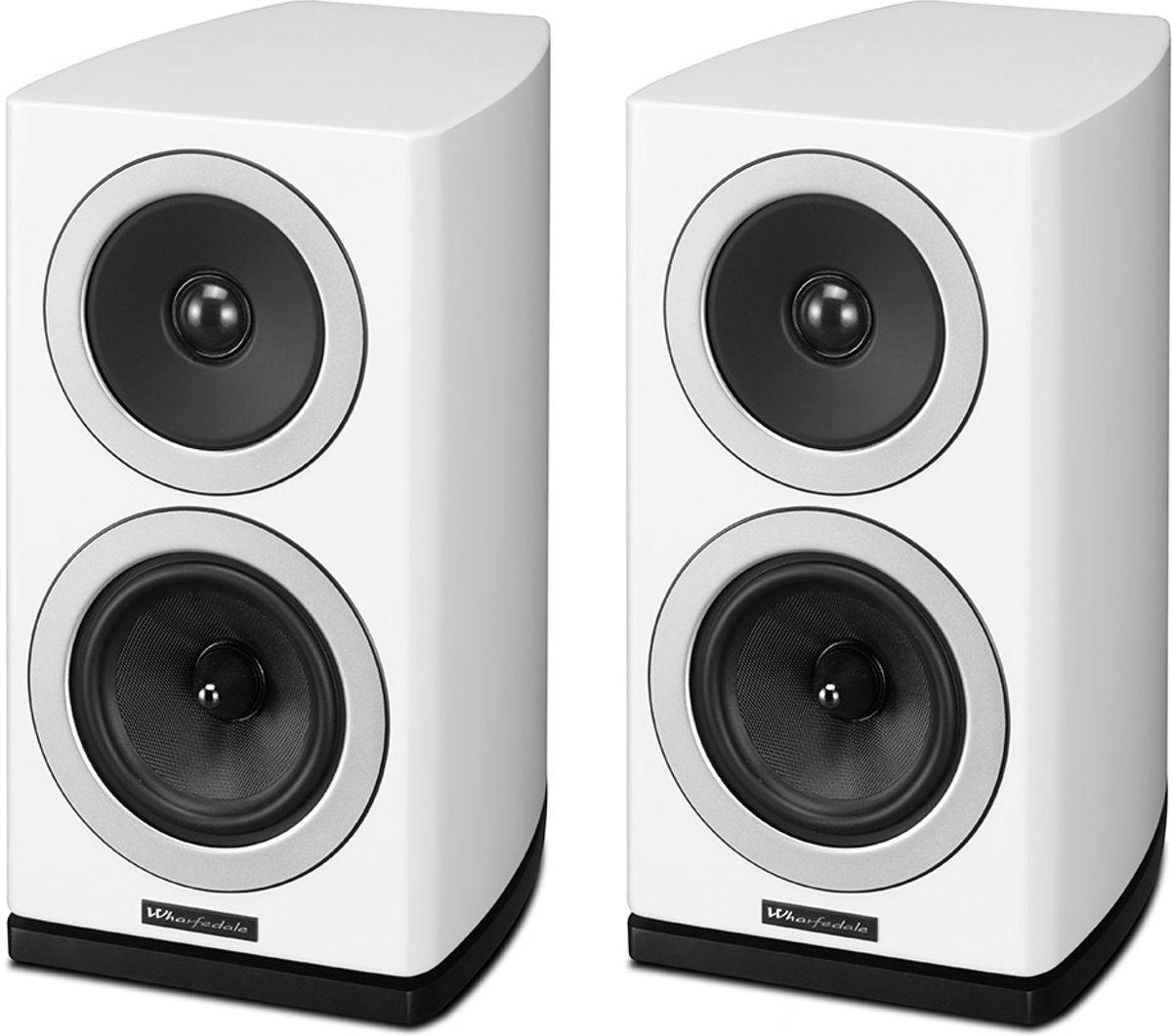 Wharfedale REVA 1 Speakerset - Wit kopen