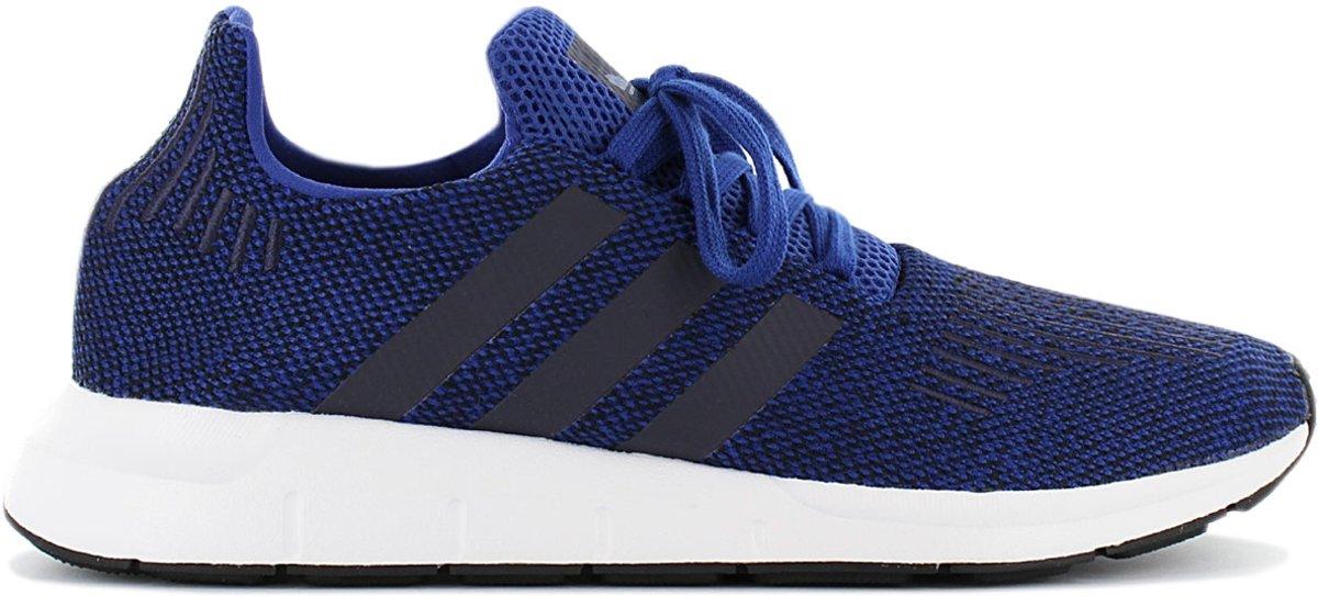 adidas Originals Swift Run CG4118 Heren Sneakers Sportschoenen Schoenen Blauw Maat EU 46 UK 11