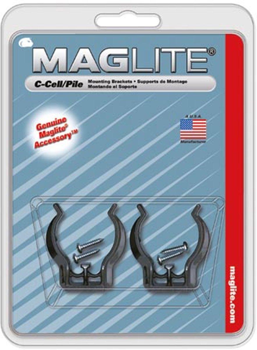 Maglite - Wandklemmen Voor Ml100/Ml125 - 2 St. kopen